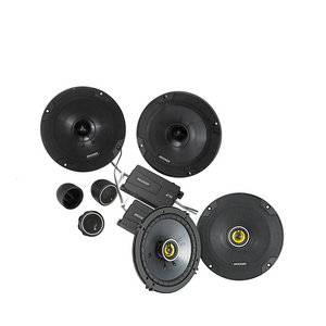 KICKER 6 Speaker CS SERIES Upgrade for Wrangler JK/JKU 07-2014 (FULLY INSTALLED)
