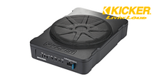 "Load image into Gallery viewer, KICKER Hideaway 10"" 180w SUBWOOFER 46HS10 for Wrangler JK/JKU/TJ/ Any"