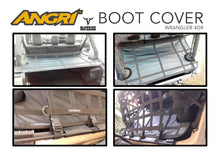 Load image into Gallery viewer, Boot / Luggage Area Tonneau Cover - by Maverick for Wrangler 4dr JKU
