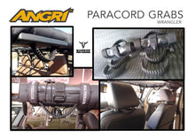 Load image into Gallery viewer, Paracord Grab Handles 6pc - by Maverick JK/JKU