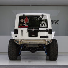 Load image into Gallery viewer, Topfire Marauder IV Stainless Steel Rear Bumper JK/JKU