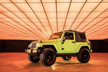 Load image into Gallery viewer, MyTop 8s Powered Soft-Top SQUARE-BACK 'CUSTOM COLOUR' 4dr JKU (FULLY FITTED)
