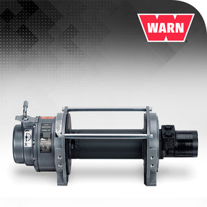 WARN SERIES 18 HYDRAULIC WINCH - 18,000 LB - 74125