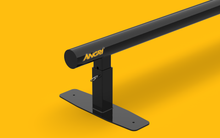 Load image into Gallery viewer, ANGRi Skate ROUND 3Bar Pro Skateboard Grind Rail System - 1.9m Adjustable