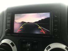 Load image into Gallery viewer, REVERSE Camera for Jeep MyGig OEM head Unit - ANGRiView (Wrangler JK/JKU)