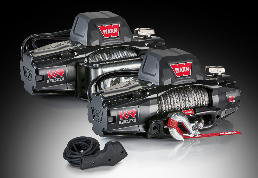 WARN VR EVO 10 WINCH (Steel Cable) 103252
