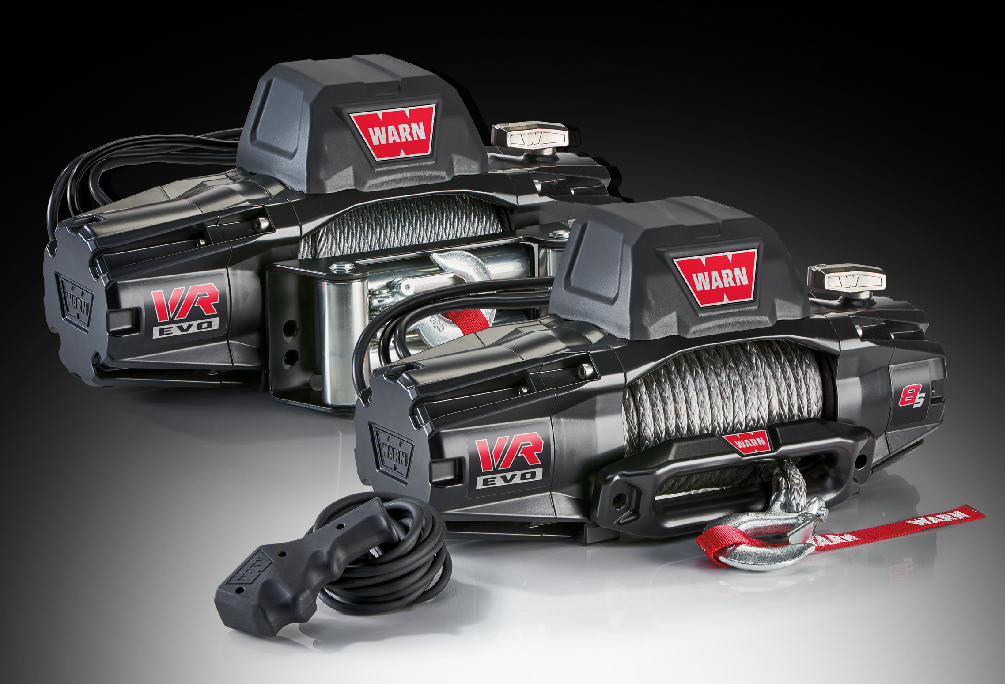 WARN VR EVO 8-S WINCH (Synthetic Cable) 103251