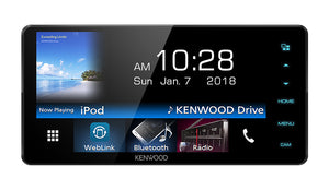 Kenwood DMX718WBTM AV Receiver with 7.0inch WVGA Display (TOYOTA Wide)