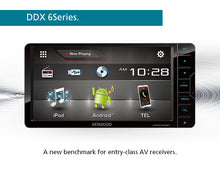 Load image into Gallery viewer, Kenwood DDX616WBTM 7inch WVGA Touch Screen AV Receiver (TOYOTA wide)