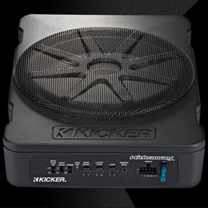 "KICKER 7 Speaker CS SERIES with Active 10"" SUB for Wrangler 07-14 (RETAIL BOXED)"