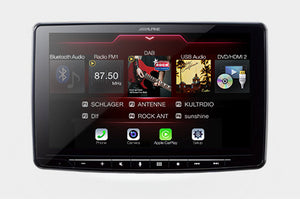 "ALPINE 'HALO 9' for Jeep (INSTALLED) ILX-F903D 9"" Screen, Apple CarPlay & Android Auto"