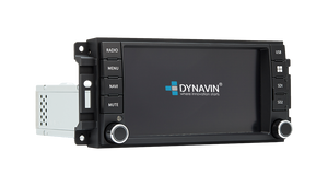 Dynavin N7 Pro for Jeep (RETAIL BOX) JK/JKU - Apple CarPlay Head Unit