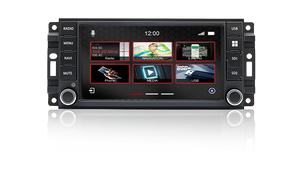 Dynavin N7 Pro for Jeep (INSTALLED) JK/JKU - Apple CarPlay Head Unit
