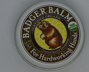 BADGER BALM FOR HARD WORKING HANDS - CUTICLE OINTMENT