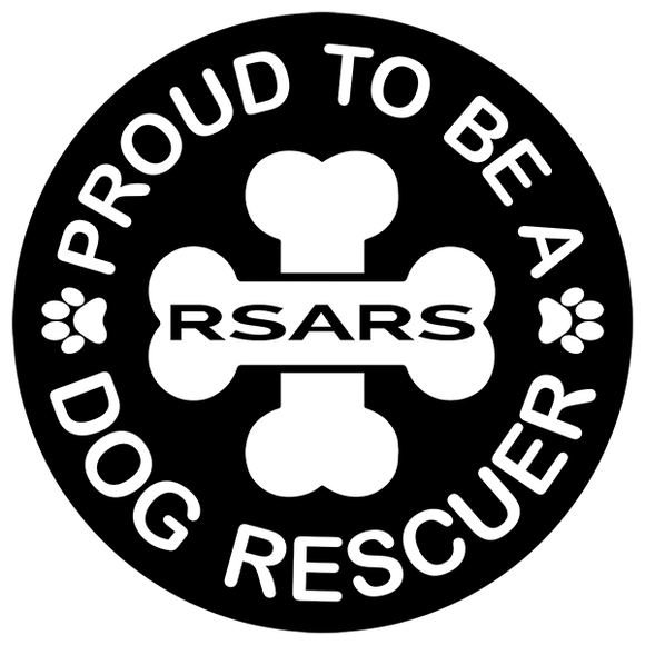 RSARS Vinyl Decal - ($3 from every decal sold goes to RSARS)