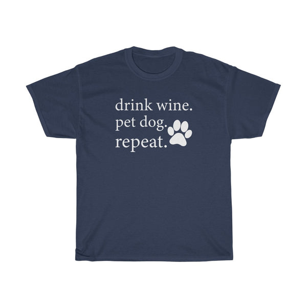drink wine (Printed in the US)