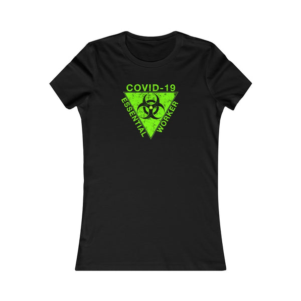 COVID-19 essential Worker Women's Tee