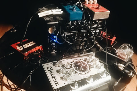6APPEAL: Hexaphonic Guitar Effect Pedal