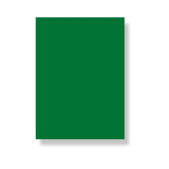 Chart Paper No-04 Dark Green