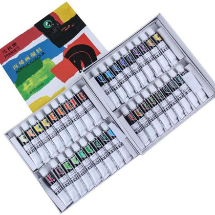 Maries acrylic paint 36 pcs, Art supplies