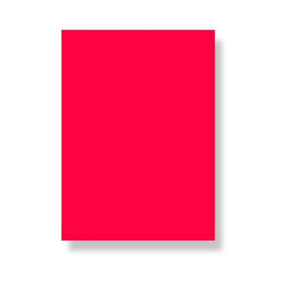 Chart Paper No-18 Rose Red