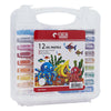 Titi Crayons Color Set 12 Pcs