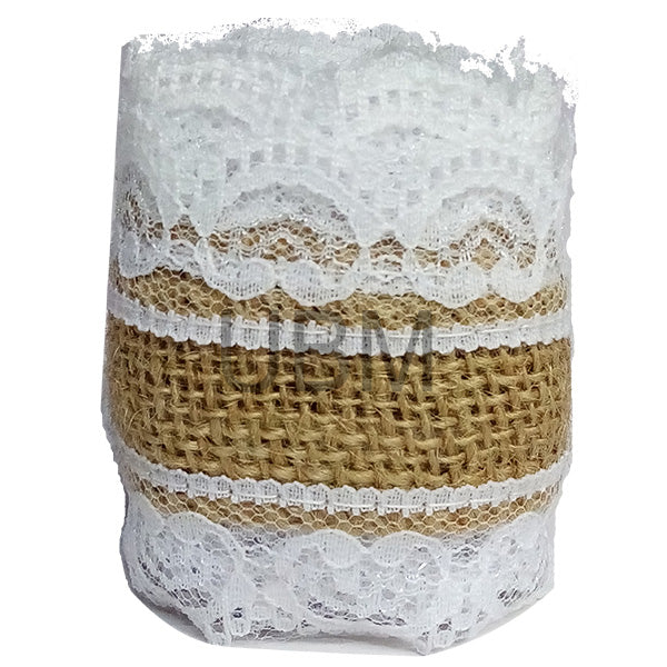 Jute Lace Fancy No-1028