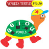 Vowels Turtle Fs-30