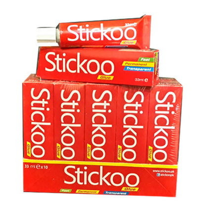 Stickoo Gum Tube 33ml