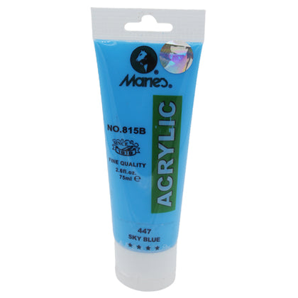 Maries Acrylic Tube 447 Sky Blue