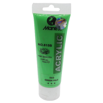 Maries Acrylic Tube 503 Green Pale
