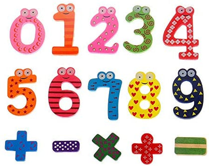 Wooden Toy Counting #131