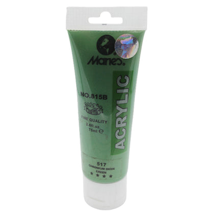 Maries Acrylic Tube 517 Oxide Green