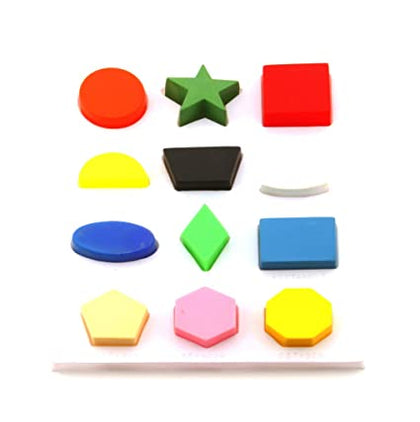 Wooden Toy Slate Shapes #1103