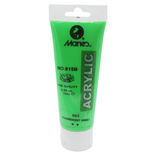 Maries Acrylic Tube 553 Flou Green