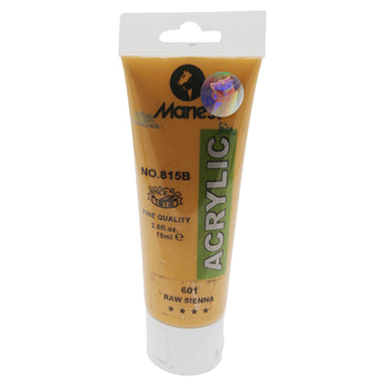 Maries Acrylic Tube 601 Raw Sienna