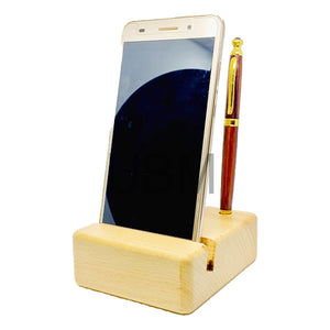 Pen Jar With Mobile Stand