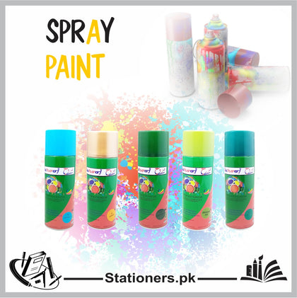 Spray Paint Burooj