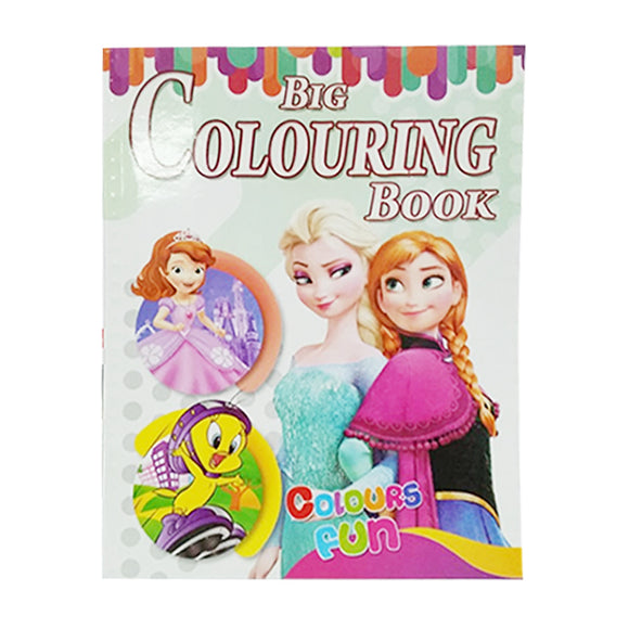 Coloring Book 3 in1 (0008)