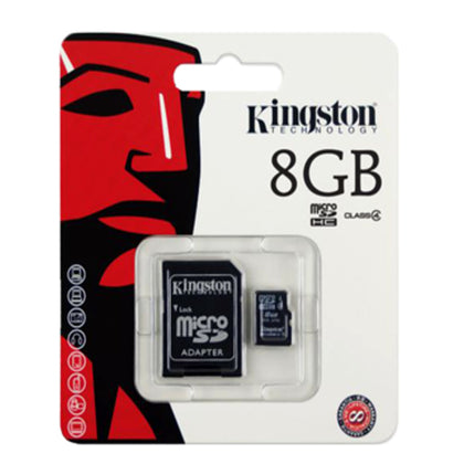 Memory Card 8 GB Kingston