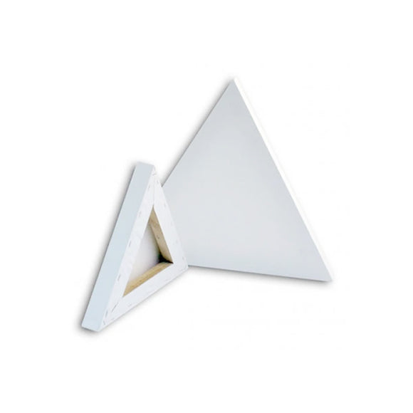 Canvas Frame Triangle 30 CM