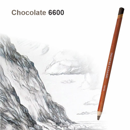 Drawing Pencil Chocolate NO.6600