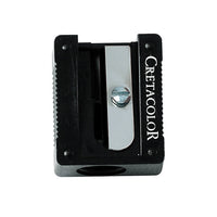 Cretacolor Artist Sharpener For Sharpening Charcoal Pencils, Patsel Pencils & Other Artist Pencils