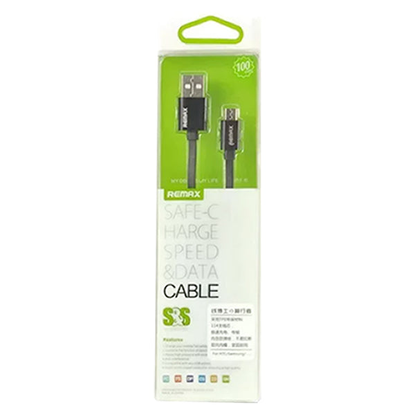Data Cable Andriod Black