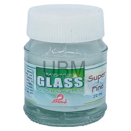 Prima Transparent Glass Color 1 Chinese White