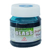 Prima Transparent Glass Color 4 Turquoise Blue