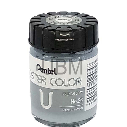 Pentel Poster Colour 26 French Gray