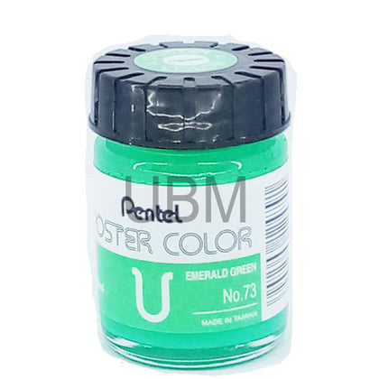 Pentel Poster Colour 73 Emerald Green