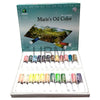 Maries Oil Color 24Pcs O-2024B
