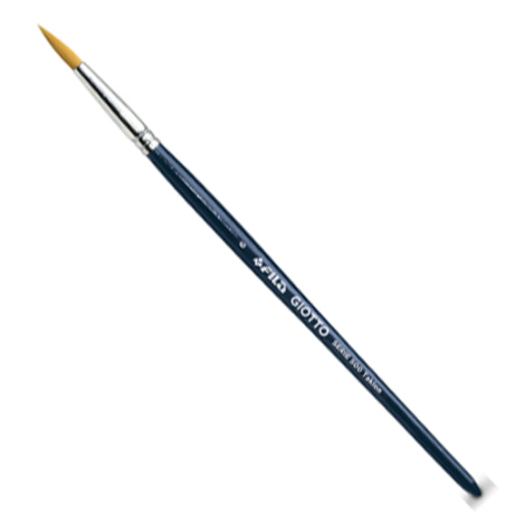 FILA Giotto Art 500 Brushes #6 (1Pcs)